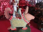 krinkles tin terrier carrier ornament