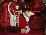 krinkles tin bugler beagle ornament