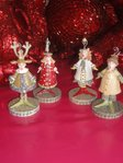 krinkles caroler placecard holders