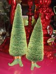 krinkles sisal elf trees set of 2