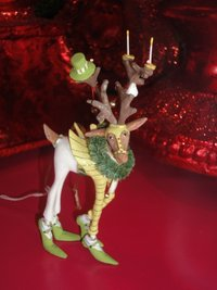 krinkles rentier prancer mini
