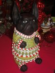 krinkles french bulldog display maxi