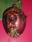 fabergé glass egg katherine's collection a