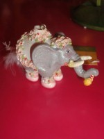 krinkles noah's ark mrs elefant mini