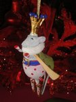 krinkles mini mouse king new ornament