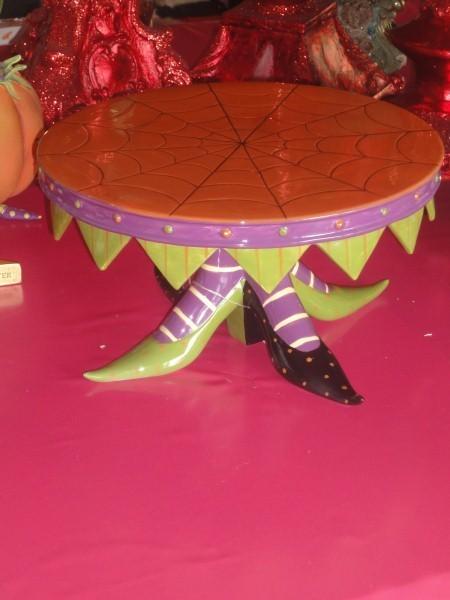 Shoe Tortenplatte Troedel Witch Pink Krinkles nw0PO8k