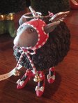 krinkles barbara black sheep ornament
