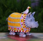 krinkles ralph rhino boy ornament