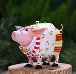 krinkles norbert dressed up pig mini